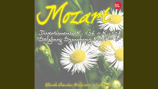 "Divertimento for String Quartet ""Salzburg Symphony No.3"" in F Major, K. 138: I. Allegro"