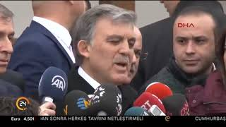 Cumhurbaşkanı Erdoğan: Trenden düşenler düştükleri yerde kalırlar