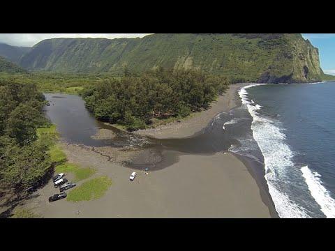 Big Island of Hawaii Drone Compilation   Best Drones 2015
