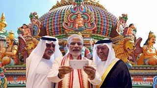Modi to inaugurate Abu Dhabi's first Hindu temple to Open in February 2018