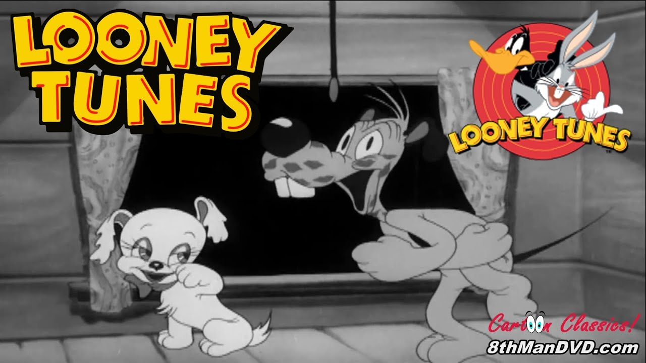 LOONEY TUNES (Looney Toons): Wacky Blackout (1942) (Remastered) (HD 1080p)