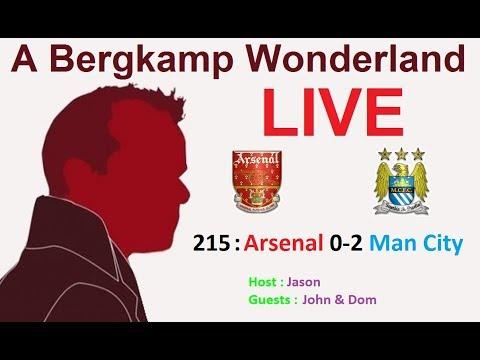 #ABWLive : 215 - Arsenal 0-2 Man City (Premier League)