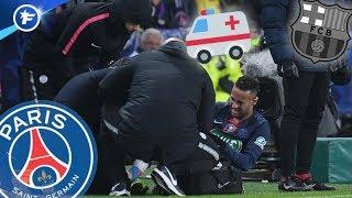 Neymar voudrait aussi partir pour des raisons médicales | Revue de presse