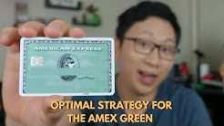 Amex Green: The Most Misunderstood Card