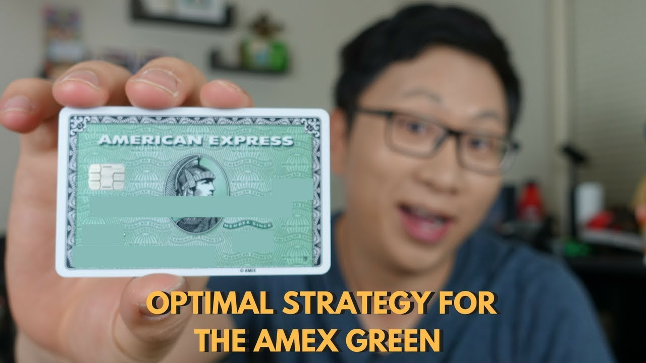 Amex green the most misunderstood card youtube amex green the most misunderstood card reheart Image collections