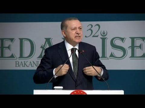 Turkey's Erdogan Dismisses EU Membership Vote