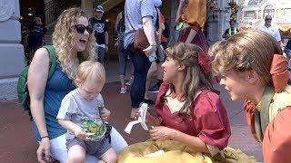 Walt Disney World Vlogs October 2018: Day 3 Part 2 - Magic Kingdom (Episode 258)