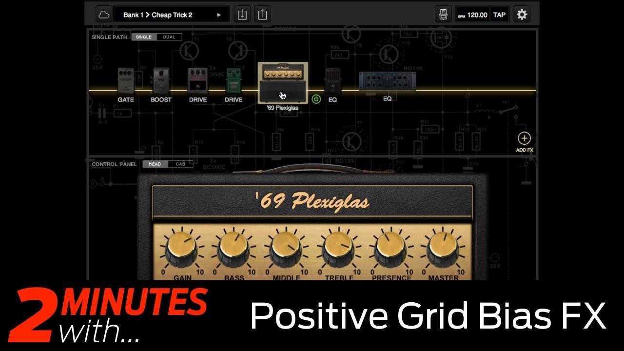 positive grid vst