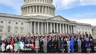 Meet The Congress | NBC News Signal