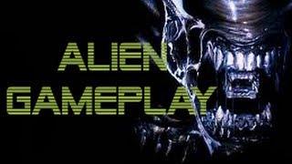 Aliens vs Predator | PS3 | Alien Gameplay