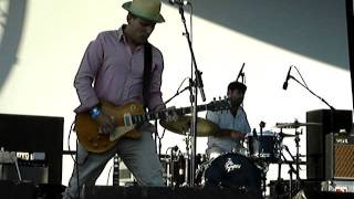 "The Weakerthans ""The Reasons"" live FYF Fest"