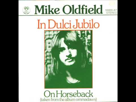 in dulci jubilo mike oldfield mp3