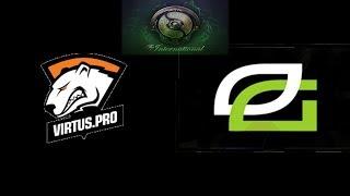 VP vs OpTic Gaming The International 2018 Highlights Dota 2