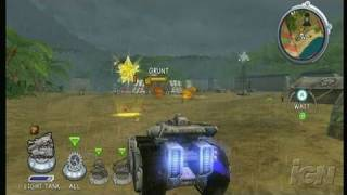 Battalion Wars 2 Nintendo Wii Gameplay - Tanks A Lot (480p