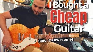 5 Reasons to Buy a Cheap Guitar