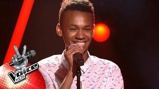 Kyle - 'Sanctify'   Blind Auditions   The Voice Kids   VTM