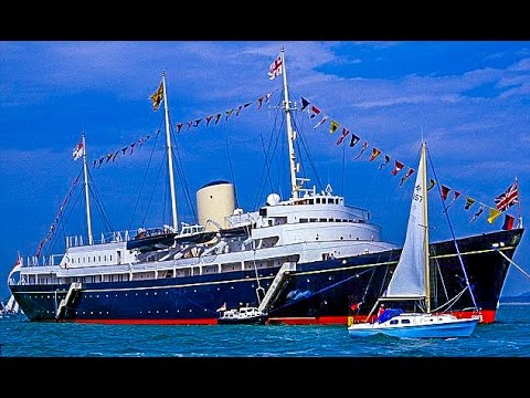 Her Majestys Royal Yacht Britannia YouTube