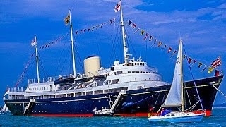 Her Majesty's Royal Yacht Britannia