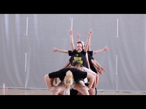Royal Family Dance Crew Masterclass Spain