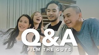 Q&A FILM THE GUYS (FEAT. PEVITA PEARCE, MARTHINO LIO, CAITLIN HALDERMAN)