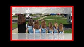 媽媽讓「6個兒子留長髮」像女生被同學霸凌,5年後那些欺負他們的人都沉默了...