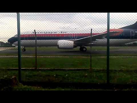 Sriwijaya air @ sultan azlan shah airport ipoh