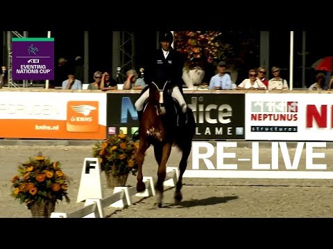 RE-LIVE | Dressage Part 2 | Boekelo (NED) | FEI Eventing Nations Cup™