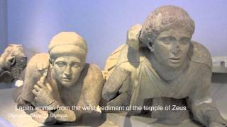 The Archaeological Museum of Olympia - Greece