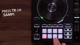 Roland DJ-505: Inst Rec