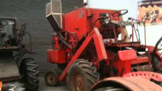 Oldest & Youngest Allis Chalmers Tractors among many more in Ireland.