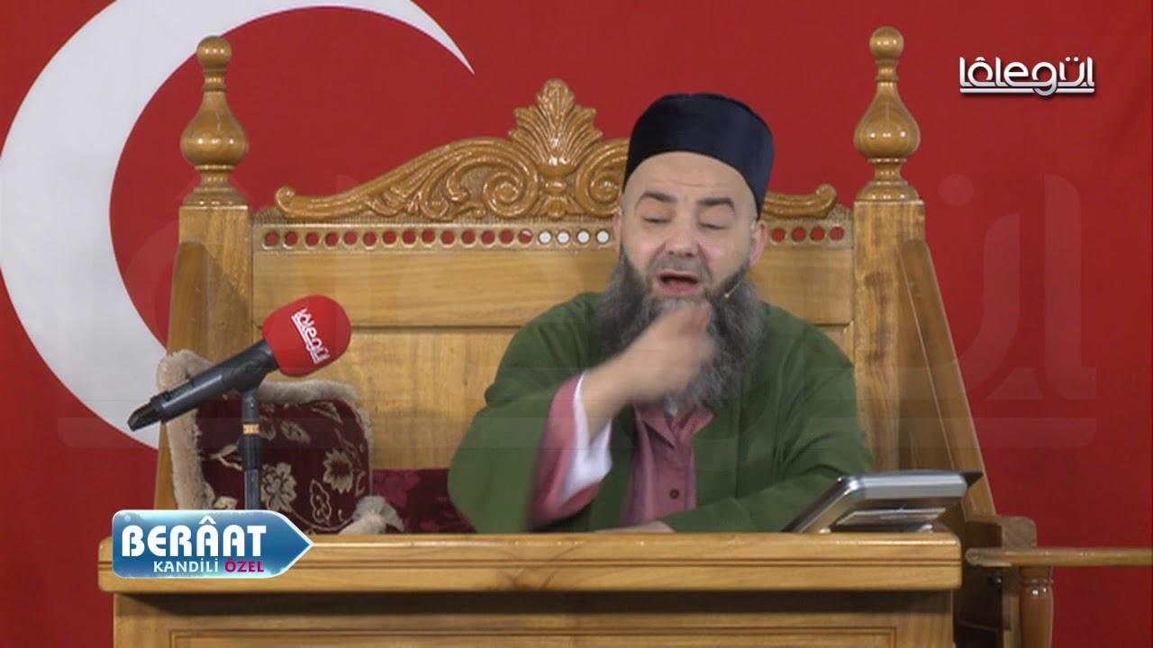Berâat Kandili Özel Sohbeti - Cübbeli Ahmet Hoca Lâlegül TV
