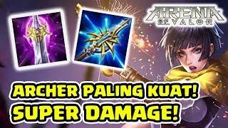 Violet jd KUAT BANGET! Damagenya GILA! Build Persiapan Turnamen - Arena of Valor