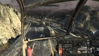 HOMEFRONT / Helicopter / Gameplay 1080p HD