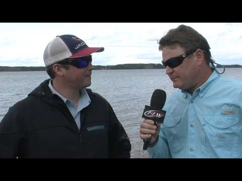 Pre-Tournament Report from Lake Hartwell with Cody Meyer