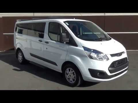 Ford Transit Tourneo Bus-2014