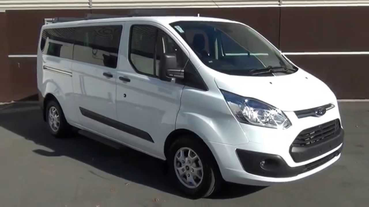 ford transit tourneo bus 2014 youtube
