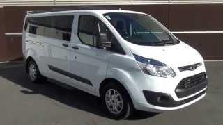 Ford Transit Tourneo Bus-2014