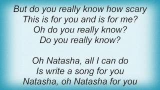 Rufus Wainwright - Natasha Lyrics