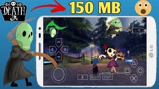 150 MB Death Jr PSP Game Highly Compressed Play All Android phone
