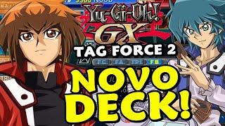 Yu-Gi-Oh! GX Tag Force 2 #5 - NOVO DECK E VELHAS DERROTAS?!
