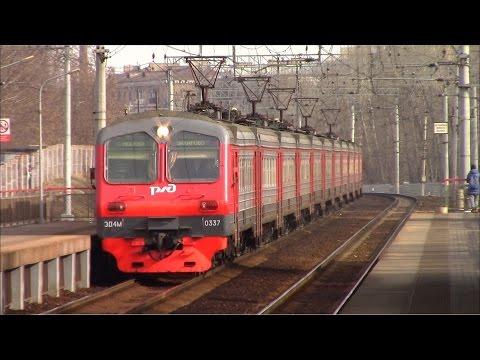 ЭД4М-0337, платформа Карачарово
