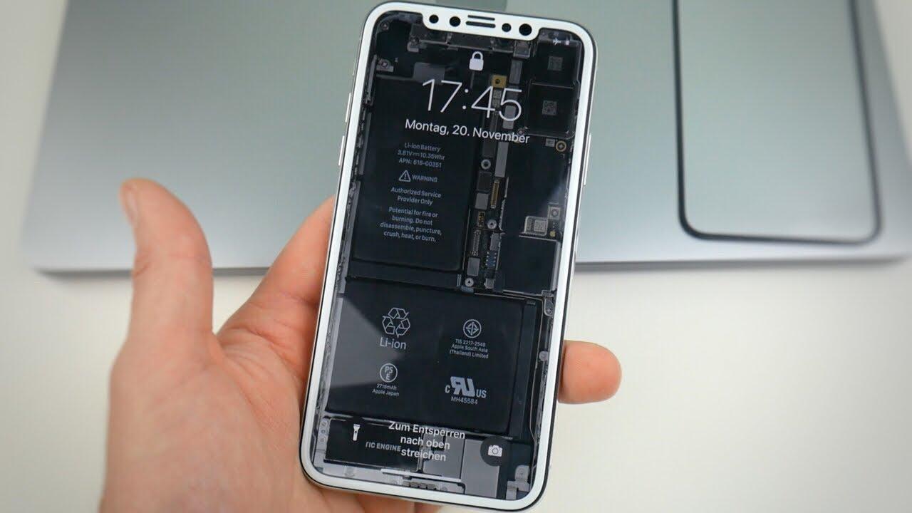 Gewinnspiel Iphone X