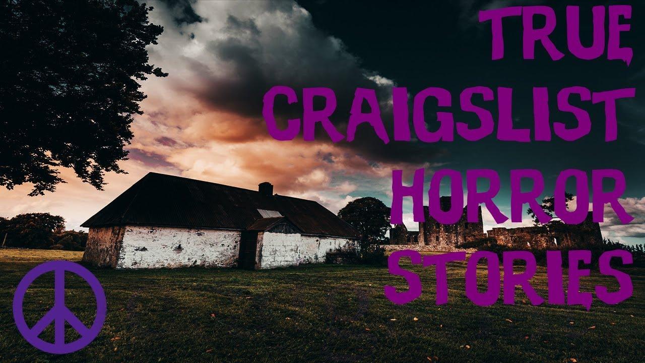 c2d3d1ad80 5 TERRIFYING TRUE   Unexplainable Craigslist Horror Stories! (2018 ...