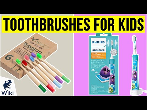10 Best Toothbrushes For Kids 2020