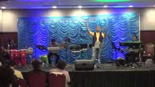 Rajesh panwar with His smart musical audiance At Cleveland Ohio 2015