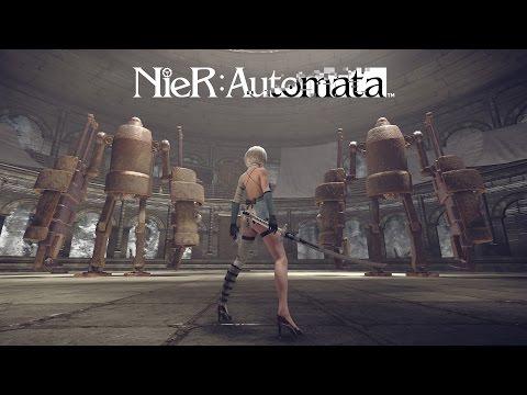 Nier: Automata DLC lets players dress like original Nier characters, fight Square Enix CEO