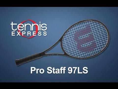 c41cc0439 Wilson Pro Staff 97LS Tennis Racquet Review