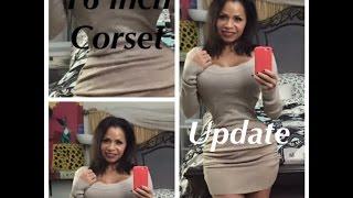 update 16 inch corset