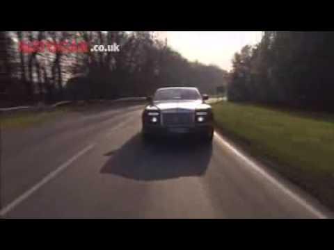 Rolls-Royce Phantom Coup? - by Autocar.co.uk