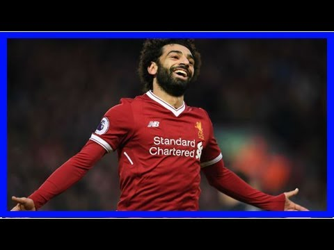 Liverpool's mohamed salah wins bbc african player of the year award - article